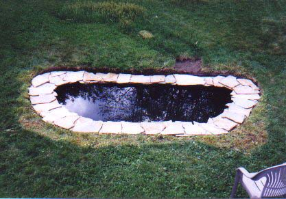Pond Construction Www Home Of Bruce Myers